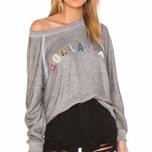 Wildfox Ooh La La Sommers Sweatshirt